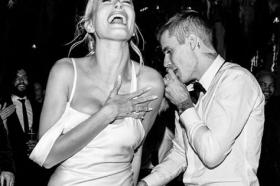 Славните дами кои воодушевиле со своите фустани на венчавките! (ФОТО)