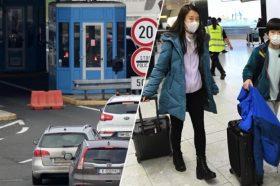 Полн автобус со туристи од Вухан пристигнал во Хрватска