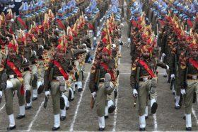Индија со воена парада го прослави Денот на Републиката