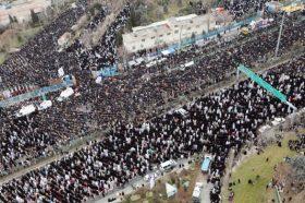 Иран застана на нозе по проповедувањето на верскиот лидер (ВИДЕО)
