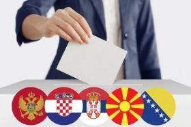 ИЗБОРНА ГОДИНА ВО ЗАПАДЕН БАЛКАН: Од пет поранешни држави на СФРЈ, дури четири избираат нови влади и парламенти