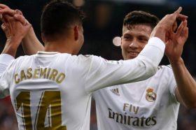 """Каземиро за триумф на Реал, """"магична"""" асистенција на Јовиќ! (ВИДЕО)"""