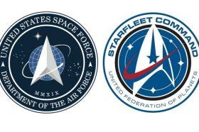 Трамп откри како ќе изгледа логото на Вселенските сили на САД