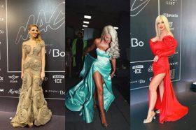 Славните дами воодушевија: Најубавите аутфити од доделувањето на MAC наградите (ФОТО)