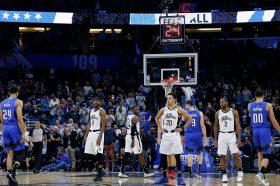 Во НБА се играше тажна кошарка (ВИДЕО)