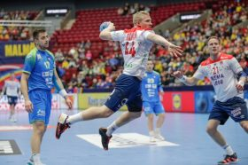 Норвешка ја избра Хрватска, Словенија во полуфиналето против Шпанија