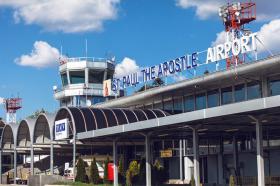 Турски државјани со фалсификувани пасоши се обиделе да го напуштат охридскиот аеродром