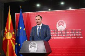 Спасовски изрази сочувство до семејството на загинатите деца во Романовце