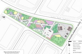 Нов парк ќе се гради во Стар Аеродром