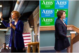 """""""Њујорк тајмс"""" првпат поддржа двајца кандидати за претседателска номинација"""
