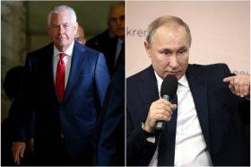 За што зборувале Путин и Тилерсон пред почетокот на мандатот на Трамп?