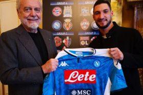 Елмас добива нова конкуренција: Наполи го потпиша Наполитано