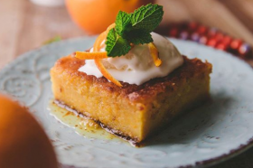 Грчки колач ПОРТОКАЛОПИТА (рецепт)