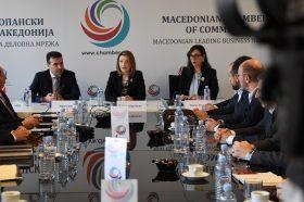 Арсовска – Заев: Политичкиот клиентелизам треба да се замени со меритократија