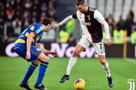 "Роналдо и донесе триумф на ""старата дама"" над Парма (ВИДЕО)"