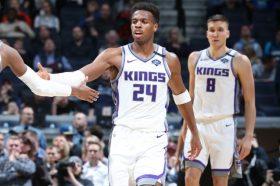 """Историски пресврт на """"кралевите"""" во НБА (ВИДЕО)"""
