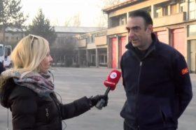 Командир Симоновски во Скопски агол: Несовесните граѓани и покрај апелите не ги чистат своите оџаци