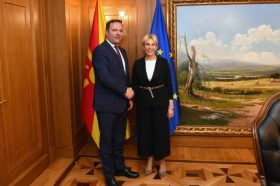 Спасовски: Заслужено очекуваме напредок во евроинтеграциите