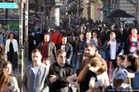 Во Србија никогаш немало помалку жители од денес