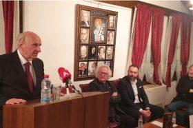 Академик Георги Старделов ја доби Светската награда за хуманизам 2020