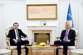 Тачи му даде 15 дена на Курти за да формира нова влада на Косово