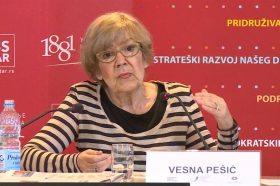 Твит за Вучиќ испрати српска политичарка на распит во полиција