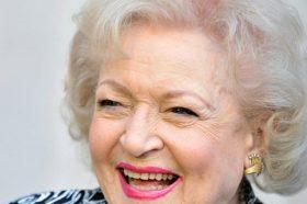 Бети Вајт откри како да доживеете стотка