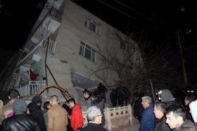 Најмалку 20 загинати, а 920 повредени по силниот земјотрес во Турција