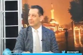 Силниот земјотрес во Турција фатен во живо во телевизиско студио (ВИДЕО)