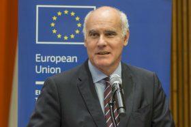 ЕУ го именуваше првиот шеф на својата Делегација во Лондон