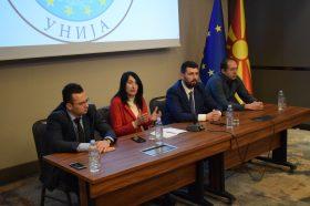 Граѓанско Демократската Унија заедно со Движењето на Слободни граѓани ја објавија коалицијата за претстојните избори