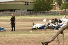 Во воздух се судрија два мали авиони во Австралија, четворица загинати