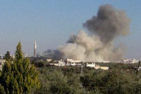 Во воздушен напад врз пункт за набљудување во Идлиб загинаа 13 турски војници