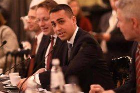 Ди Мајо: Иднината на Западен Балкан е во Европската Унија