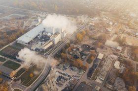 Комплексната врска помеѓу загадувањето на воздухот и климатската криза