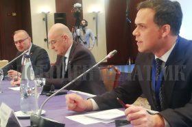 Дендиас без коментар за непочитувањето на Преспанскиот договор