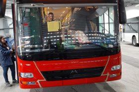 Шилегов на Фејсбук: Дел од новите автобуси на ЈСП пристигнуваат во првата половина на март