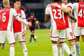 Ајакс на лето ќе биде како супермаркет, дури осум фудбалери си заминуваат