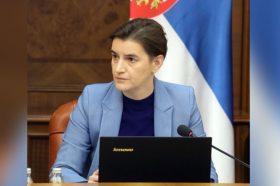 Брнабиќ за продажбата на српската Комерцијална банка: Цената која ја добивме е над горниот ранг