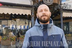 АНКЕТА: Македонците не се плашат од коронавирусот (ВИДЕО)