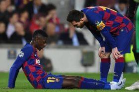 """Ла Лига"": Барселона има 15 дена да ангажира напаѓач"