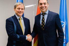 Димитров: Посетата на европратениците Чолош и Ќучик испраќа сигнал за поддршка за пристапните преговори со ЕУ