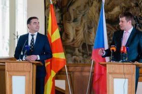 Димитров: Во Прага добивме потврда за сработеното и ветер во грб за заслуженото