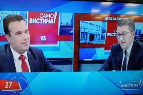 Дуел Заев – Мицкоски: Засега не очекуваат коронавирусот да влијае на одржувањето избори