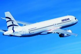 """Грчката авиокомпанија """"Ејџиан Ерлајнс"""" ќе продолжи со редовни летови и кон Италија"""