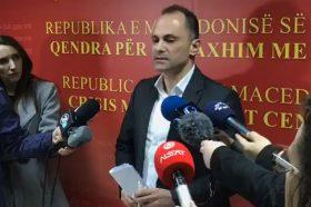 Договорени мерките: Засилена контрола, изолациски центри и кризен штаб за превенција од коронавирусот