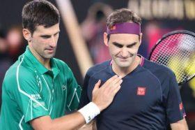 Ѓоковиќ: Федерер му е потребен на тенисот