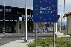 """""""СЛОБОДЕН ПЕЧАТ"""" ТРГНА ОД СКОПЈЕ ДО СОЛУН: Какви мерки се преземаат на границата со Грција поради коронавирусот?"""