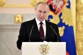 Путин прифати на 22 април да се гласа на референдумот за уставни измени