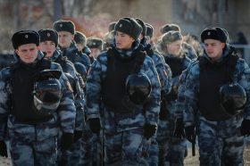 Казна за полицајците кои употребувале прекумрена сила на протестите против Путин